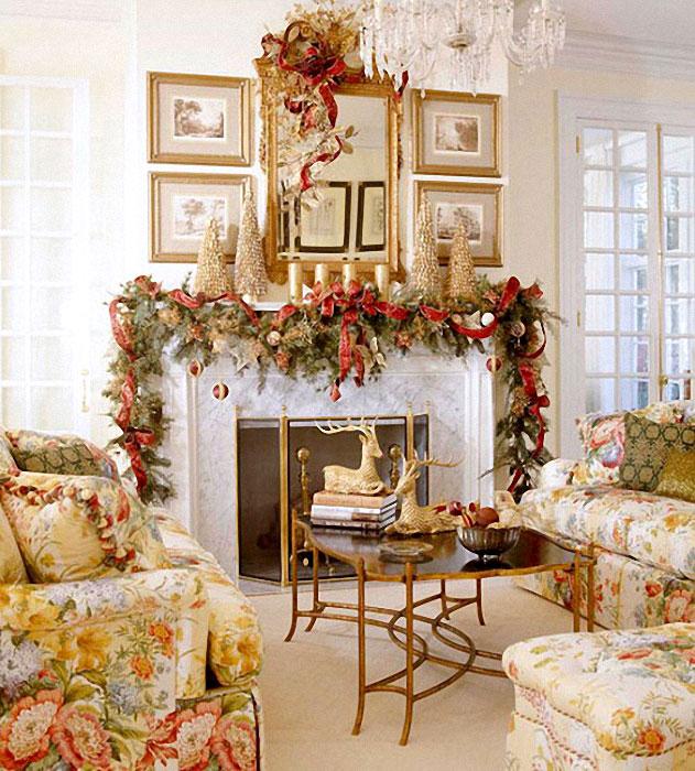 Фото поделки своими руками новогоднее украшение для зала