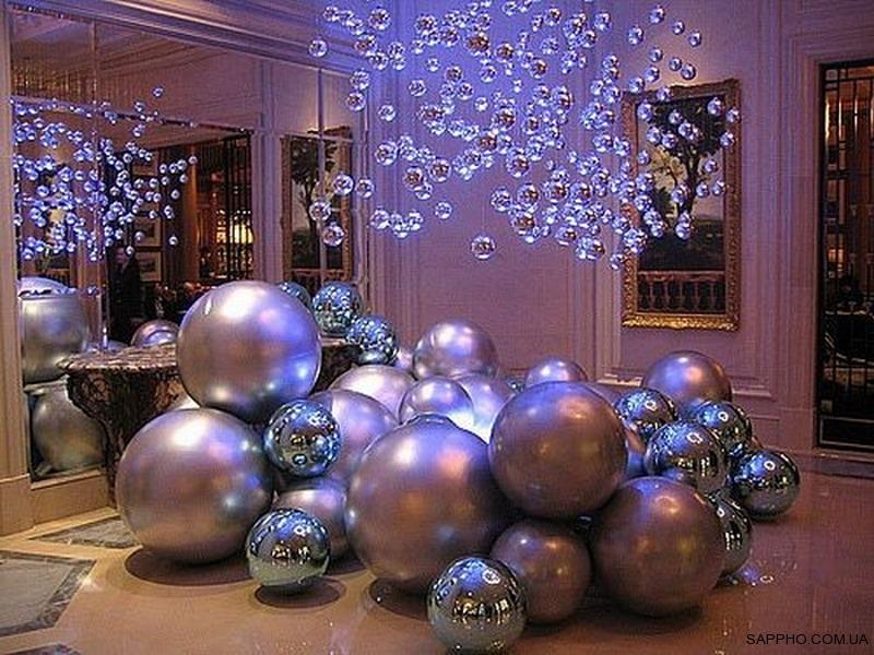 Декорации для рождества своими руками