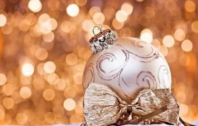 Новогодние поделки своими руками из макарон мастер