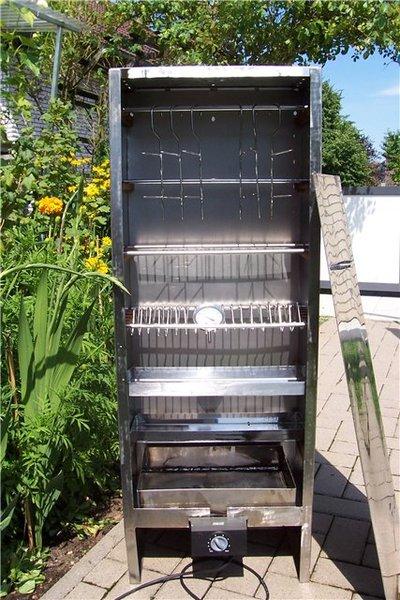 Коптильни своими руками из холодильника