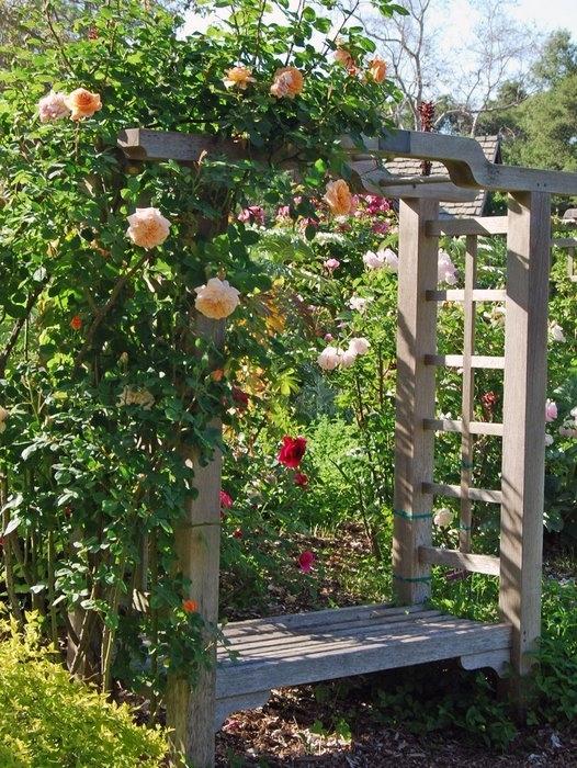 Украшения для сада и огорода с фото